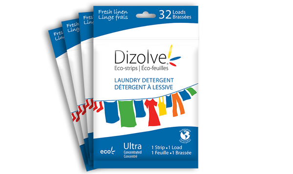 128 Loads Fresh Linen Fragrance