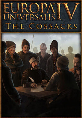 Europa Universalis IV: The Cossacks (DLC)