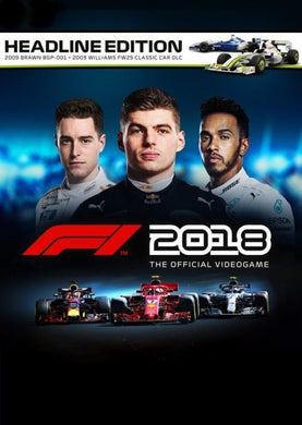 F1 2018 (Headline Edition)