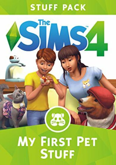 The Sims 4 - My First Pet Stuff (DLC)