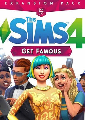 The Sims 4 - Get Famous (DLC)