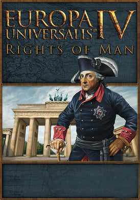 Europa Universalis IV: Rights of Man (DLC)