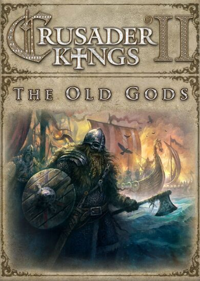 Crusader Kings II: The Old Gods (DLC)