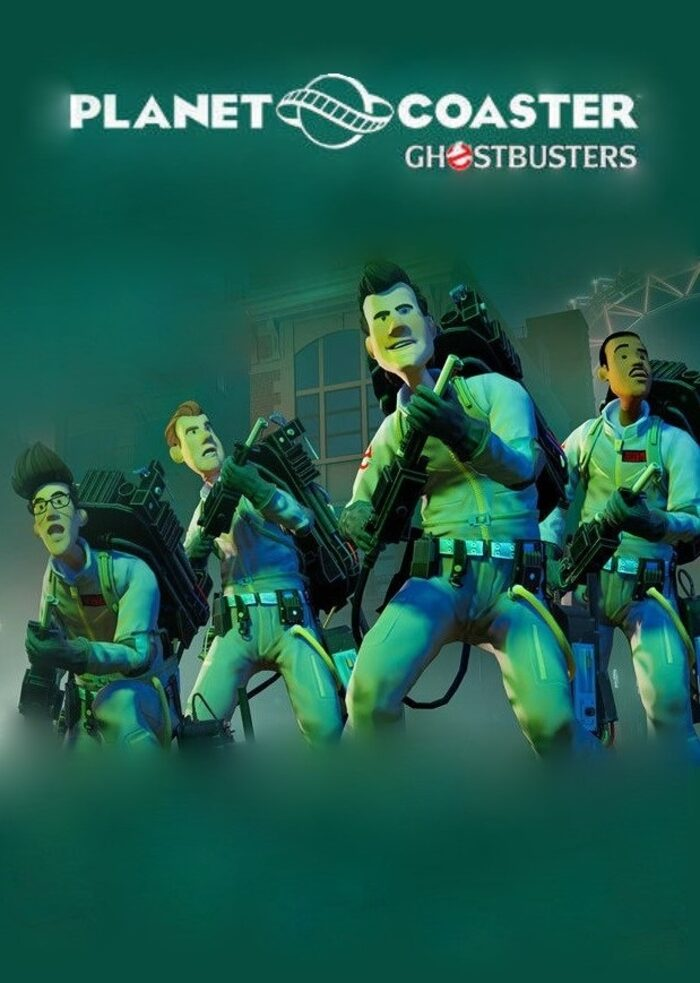 Planet Coaster - Ghostbusters (DLC)