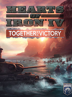 Hearts of Iron IV - Together for Victory (DLC)