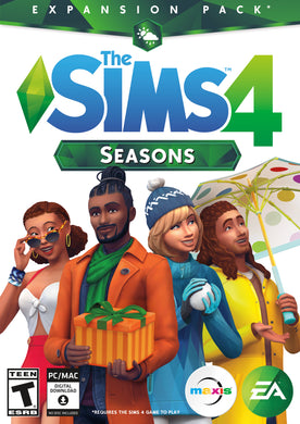 The Sims 4 - Seasons (DLC)