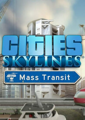 Cities: Skylines - Mass Transit (DLC)