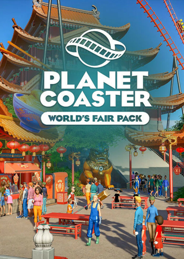 Planet Coaster - World's Fair Pack (DLC)
