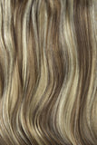 ash brown bleach blonde highlights human hair extensions 9/613