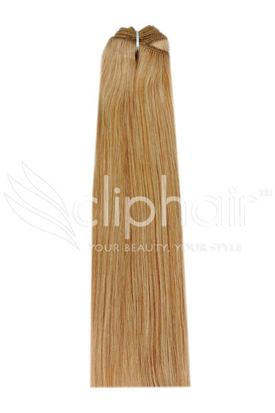 strawberry-ginger-blonde-27-human-hair-weft-weave