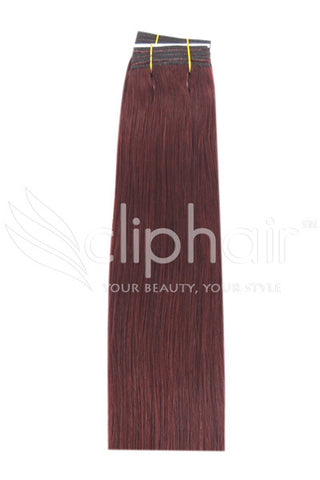 mahogany-red-99j-human-hair-weft-weave