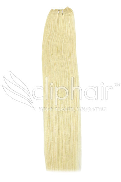 lightest-blonde-60-human-hair-weft-weave