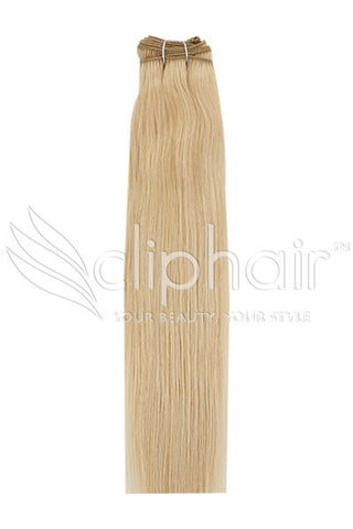 light-golden-blonde-16-human-hair-weft-weave