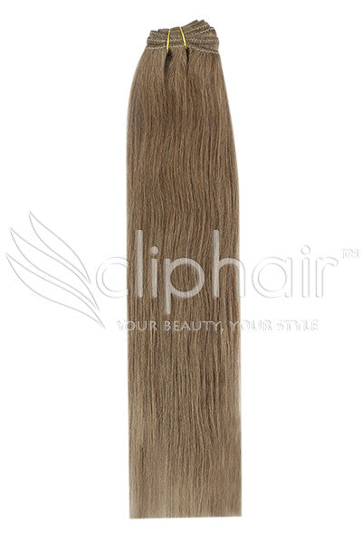 ash-brown-9-human-hair-weft-weave