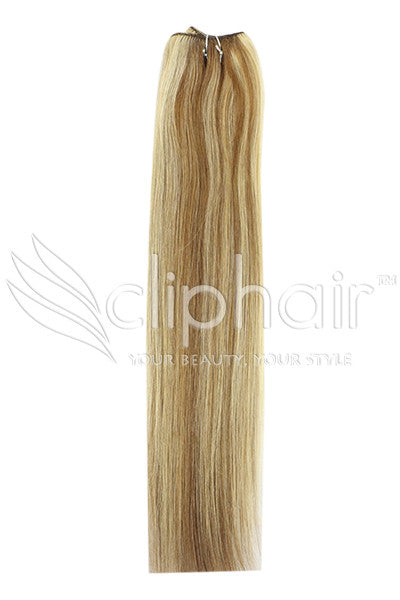 light-brown-bleach-blonde-mix-6-613-human-hair-weft-weave