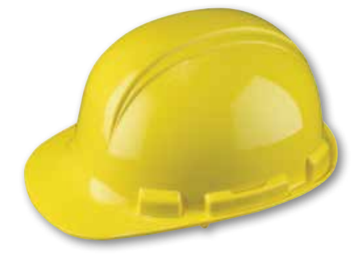"HP241R ""Whistler"" Polyethylene Hard Hat"