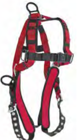 FPX1003D Dyna-Pro Aluminum Professional Harness