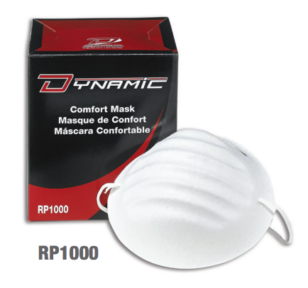 RP1000 Comfort Mask 50-Pack