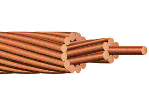 2/0-19 Bare Copper