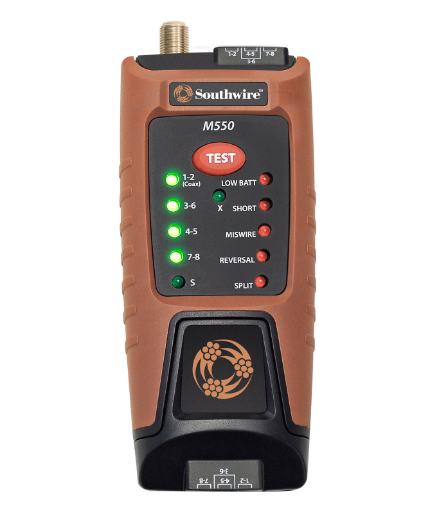 Data/Video Cable Tester