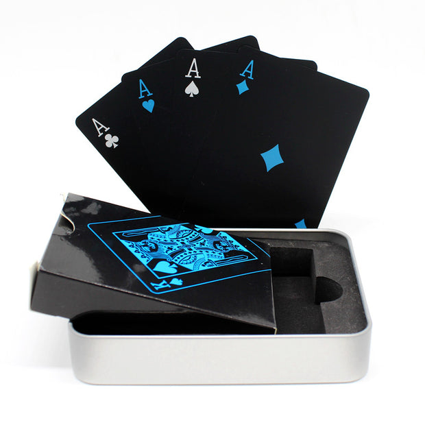 Black Novelty Premium Playing Cards