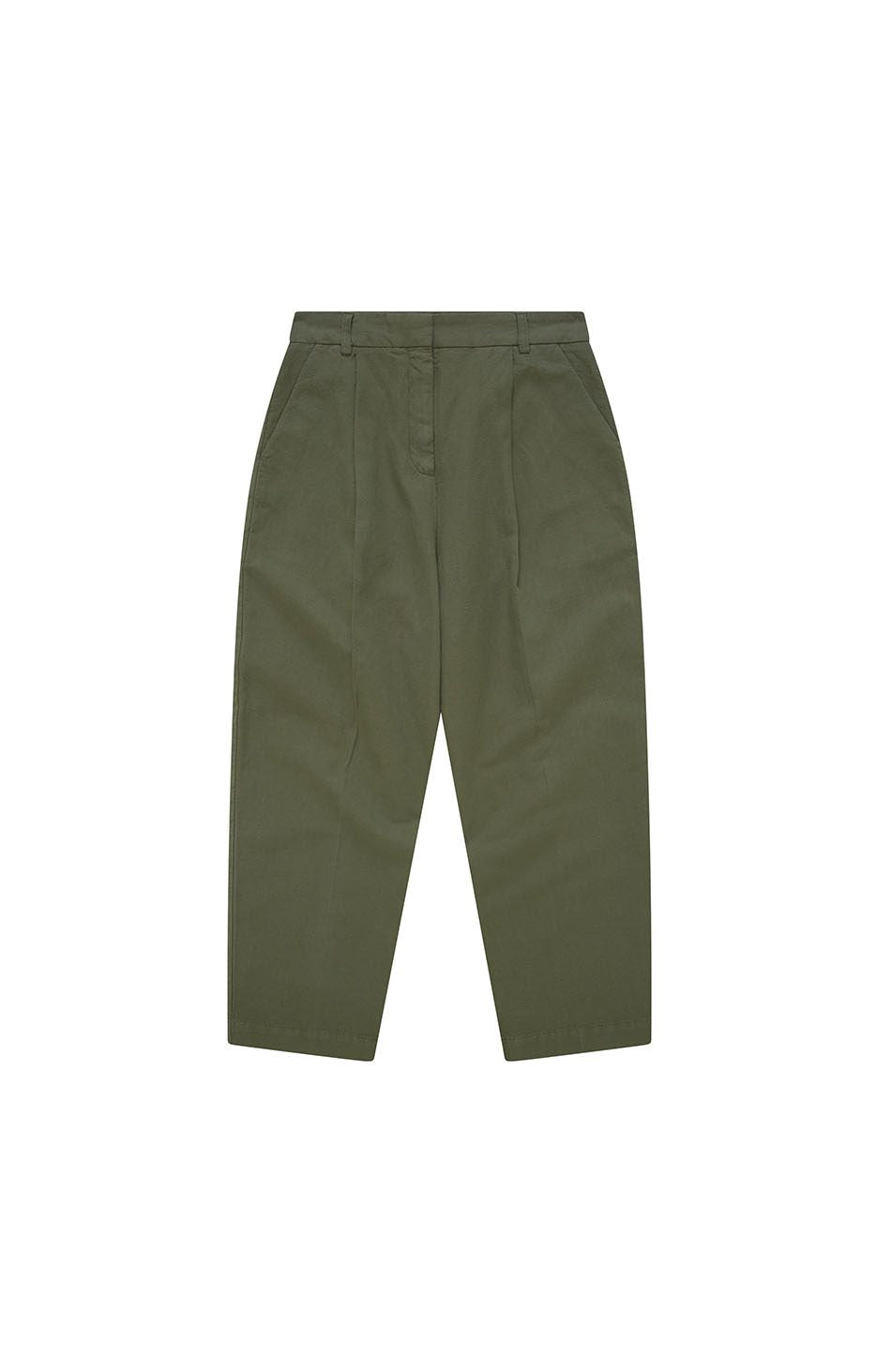 Market Pants in Olive