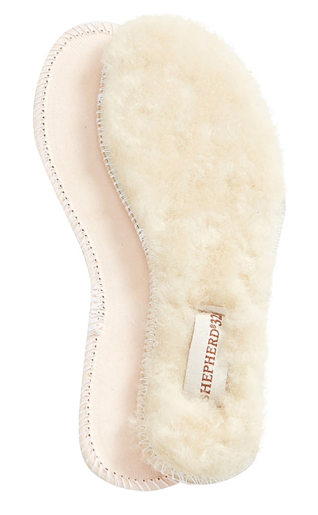 Moheda Sheepskin Insoles in Creme