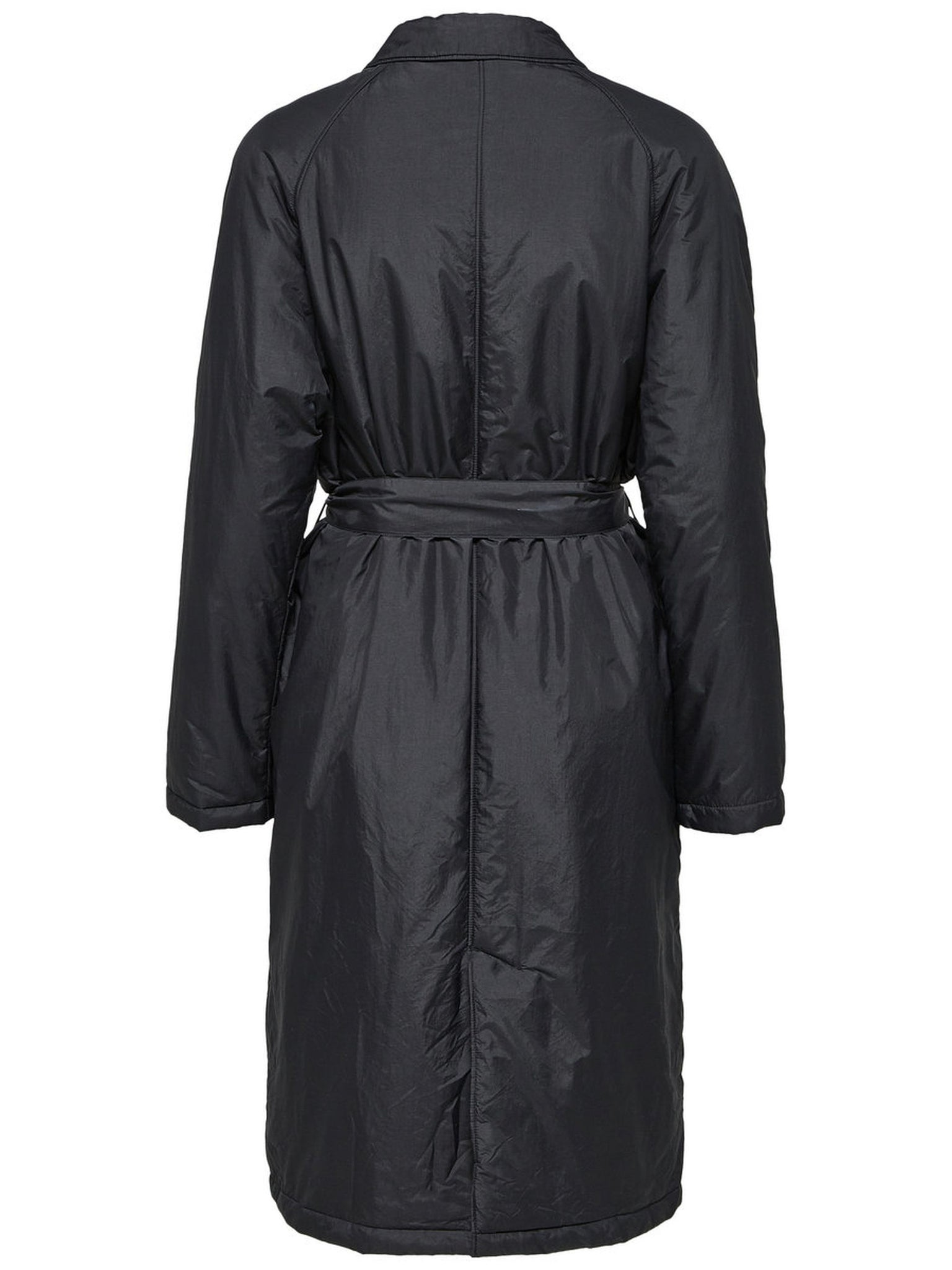 Alfia Coat in Black