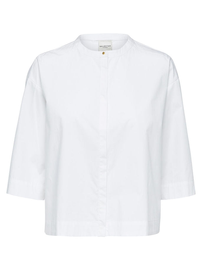 Aman Shirt in White