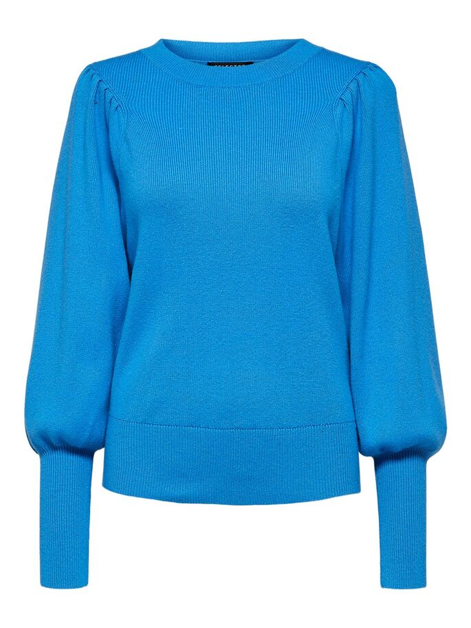 Tine Jumper in Campanula Blue