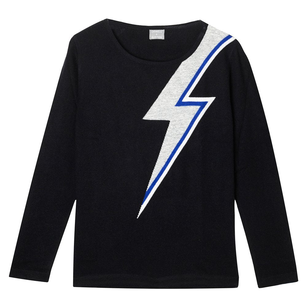 Bowie Sweater in Black