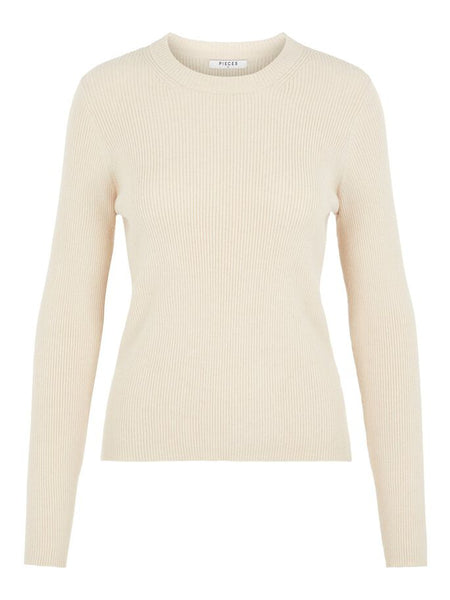 Bassy Jumper in Cream