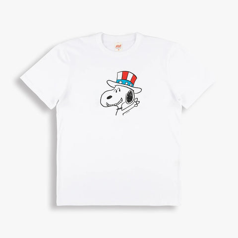 Snoopy 2020 T-Shirt in White
