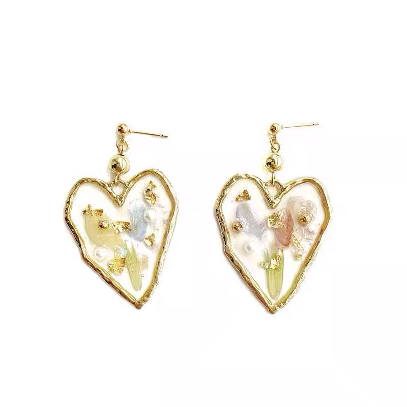 Jardin Monet No.4 Earrings
