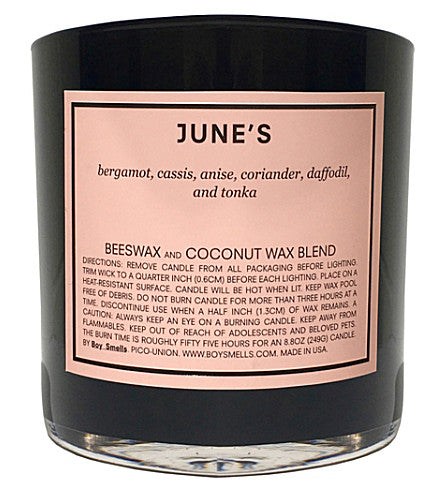 June's Scented Candle