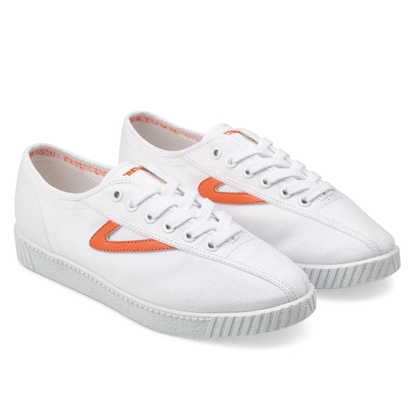 Nylite Sneaker with Persimmon Trim