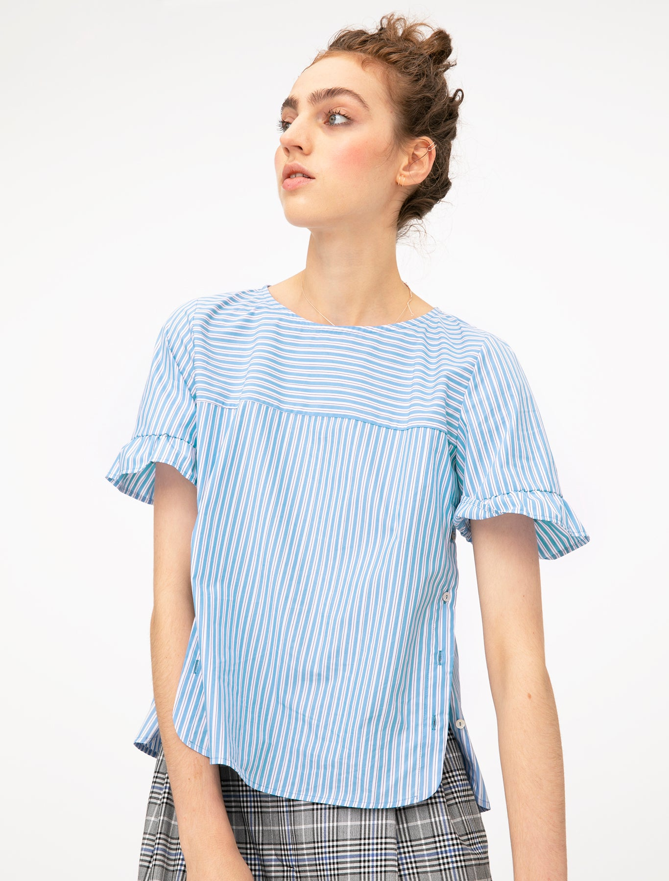 Rumba Top in Blue