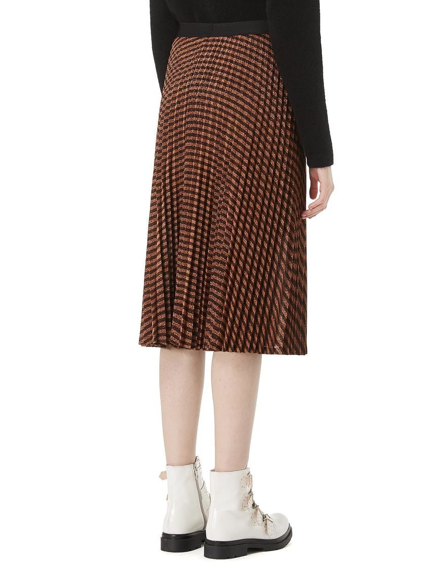 Niagra Skirt in Rust