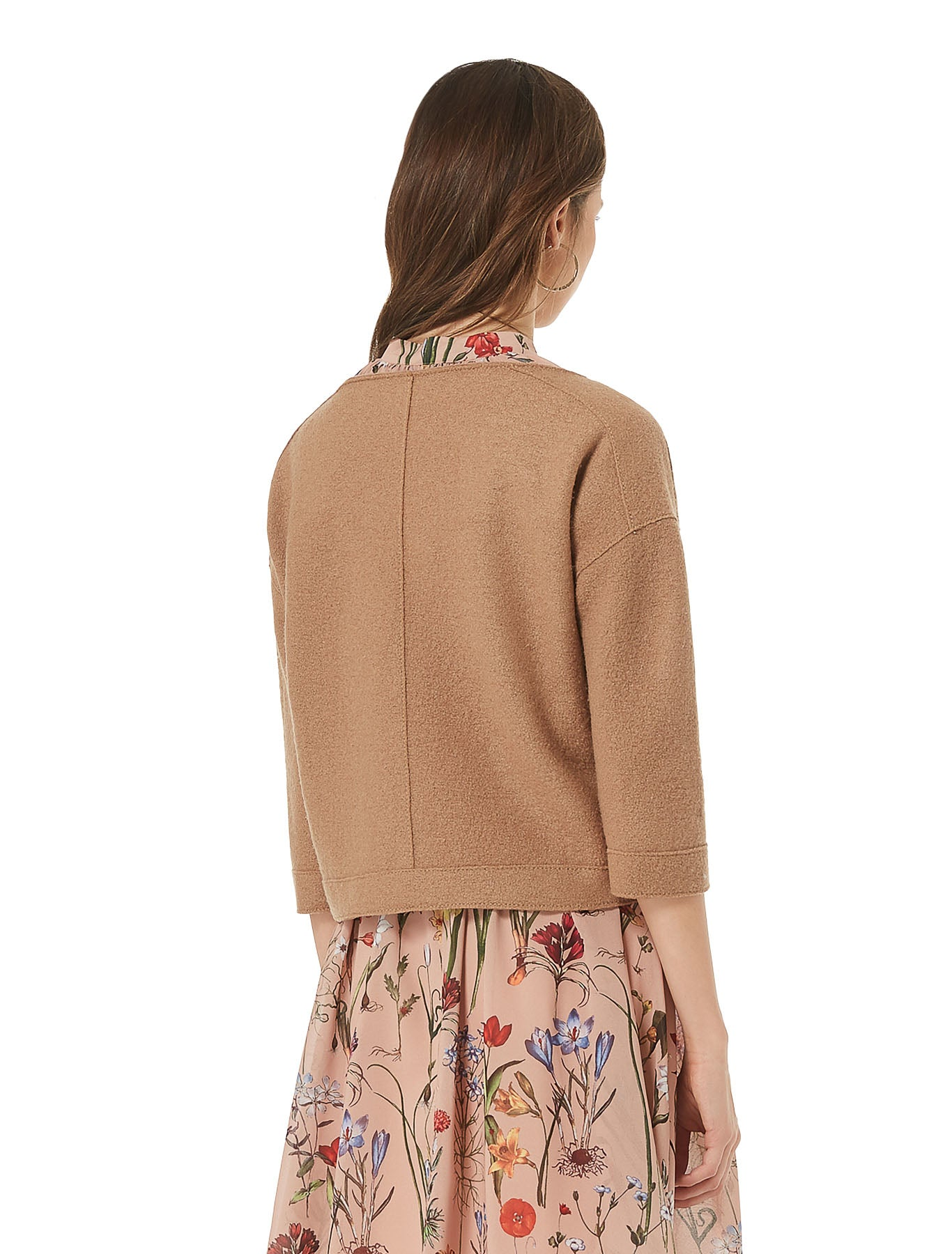Unita Top in Camel