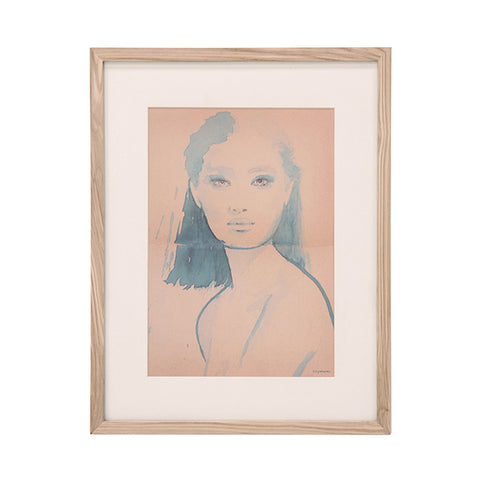 Aimee - Tiny Art Frame