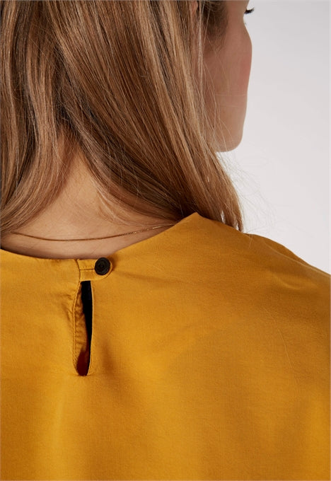 Amelia Top in Rusted Gold