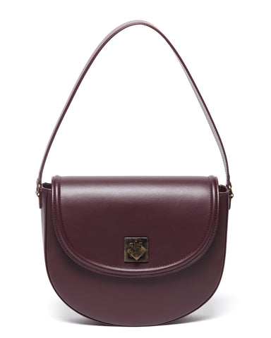 Madelyn Bag in Plum