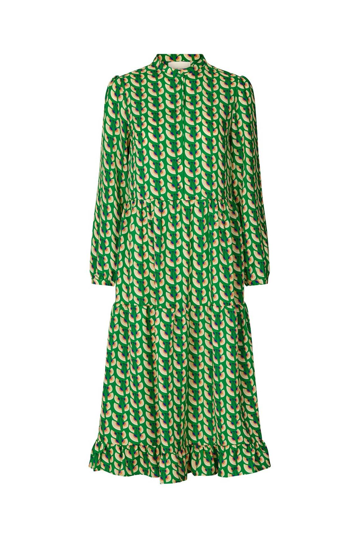 Anita Dress in Green
