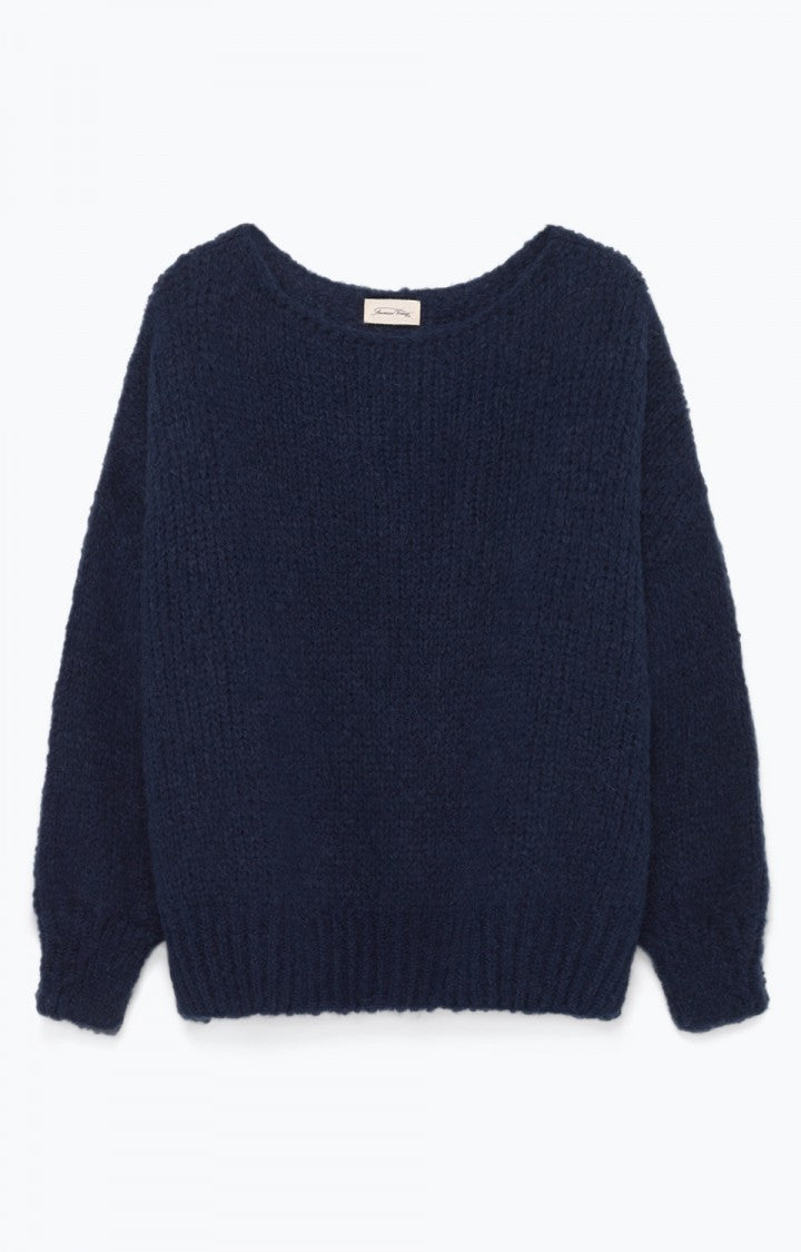 Boodler Sweater in Navy