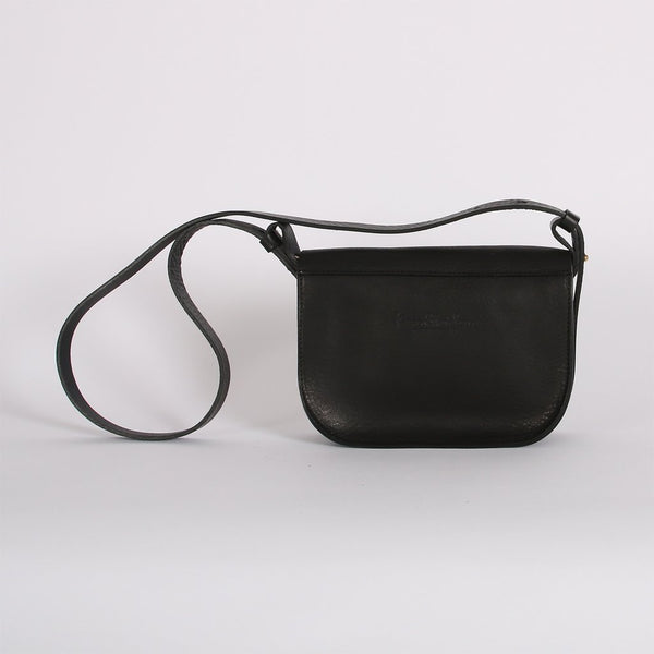 Lock Bag in Black
