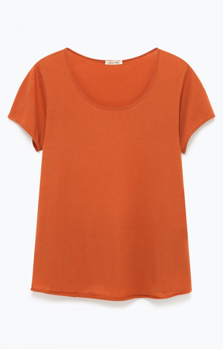 Chipiecat T-Shirt in Burnt Orange