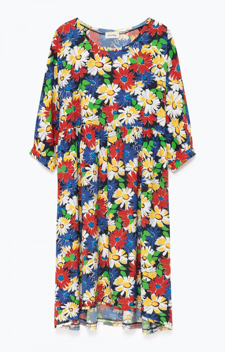 Coolbridge Dress in Pop Flower Print