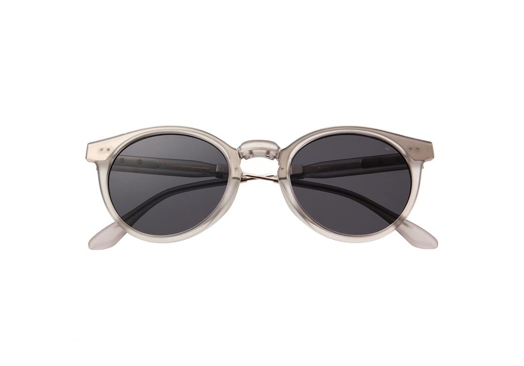 Eazy 2.0 Sunglasses in Light Grey