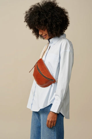 Rosie Bag in Cognac