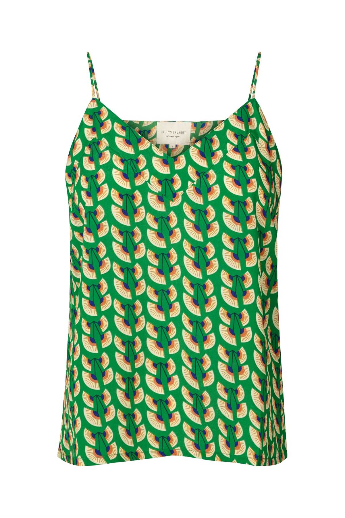 Harbo Top in Green